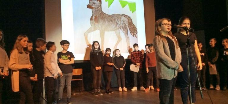 Steinwald-Schüler reisen mit Gemütlichkeit durch 194 Länder