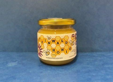 Honig von unseren Schulbienen